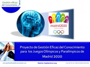 Imagen JJOO Madrid 2020-6Septiembre2013